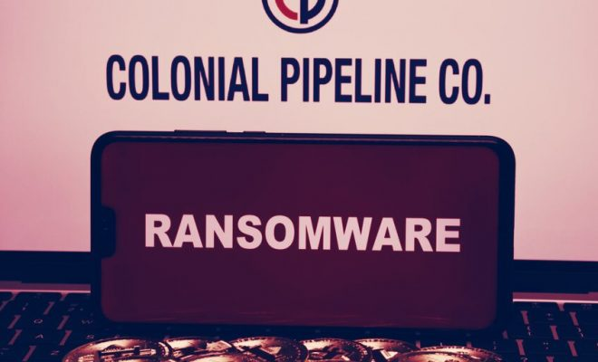 US Recovers Bitcoin Paid to Colonial Pipeline Hackers