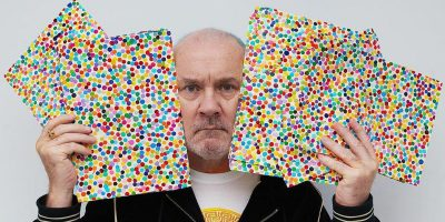 """Interview with Damien Hirst — """"Currency"""" NFT collection drop. - by Loopify"""